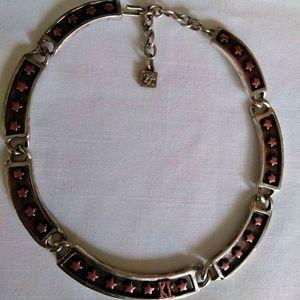 Karl Lagerfeld vintage necklace/choker